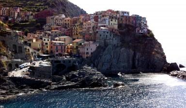 Les Cinque Terre et Portofino