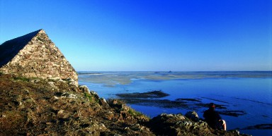 La baie du mont Saint-Michel