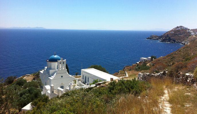 Sifnos, île des Cyclades