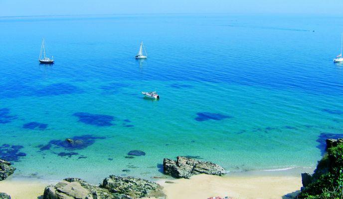 Rando et croisière calme : l'île de Groix et la cornouaille bretonne