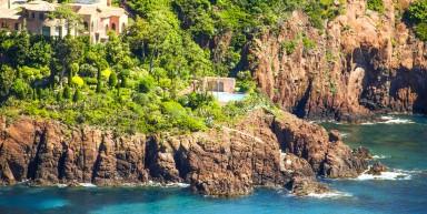 Jardins et villas d'Azur (hôtel 2* - liberté)