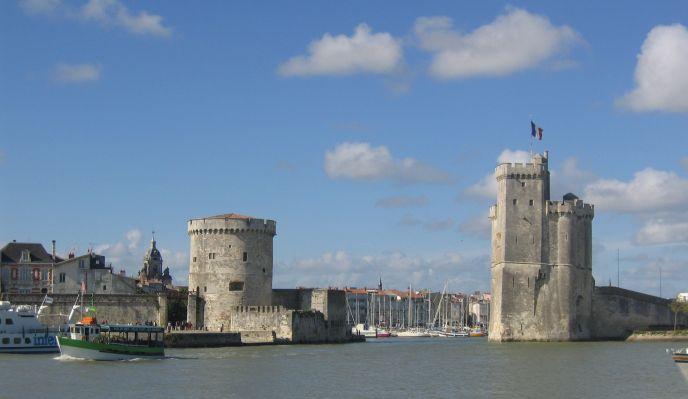 La vélodyssée, de Nantes à La Rochelle