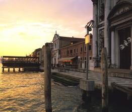 Nouvel An - Les îles de Venise