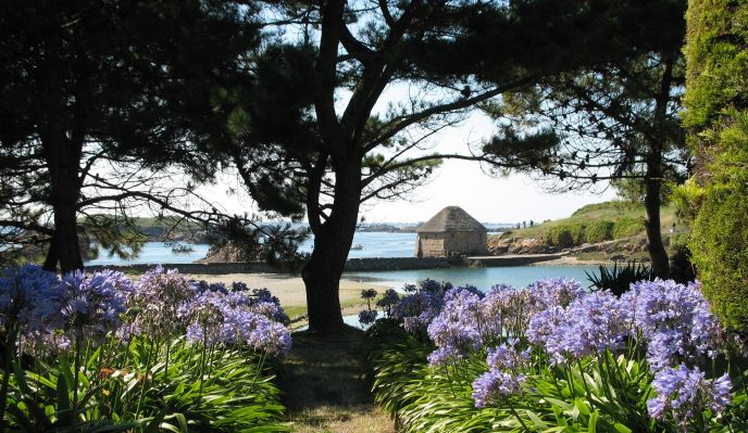 03- Saint-Brieuc - Paimpol : côte du Goëlo et île de Bréhat