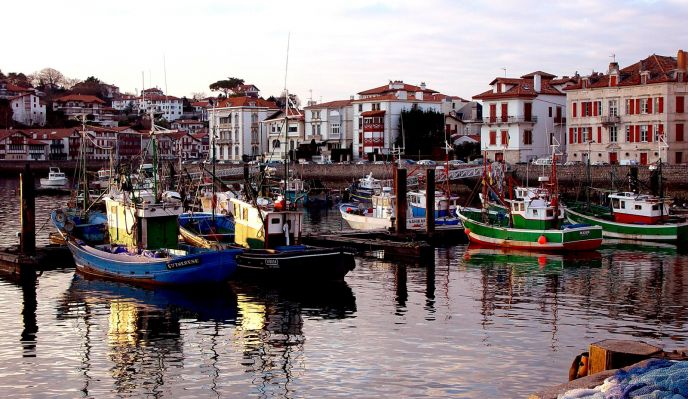Terre et côte basques - Saint-Jean-de-Luz