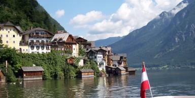 Salzbourg et les lacs