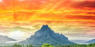 Les îles du Pacifique