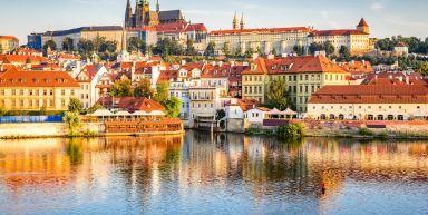 Prague, Cracovie et les  Carpates