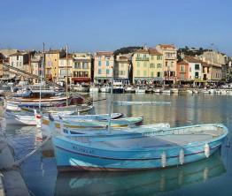 Des calanques de Cassis à l'arrière pays provençal