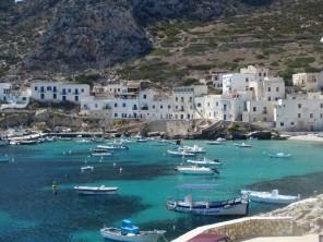 La Sicile et le paradis des Iles Egades