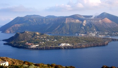 Les îles Eoliennes