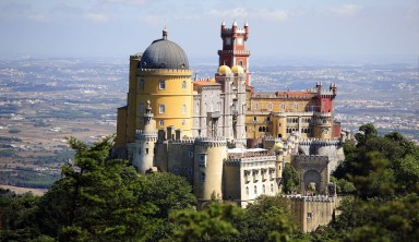 Nouvel An - Lisbonne, Sintra et la mer de Paille