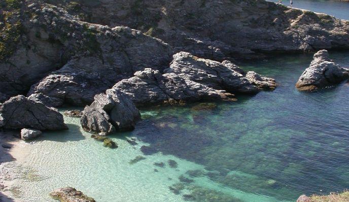 Rando et croisière calme : Belle-île-en-Mer, Houat et île aux Moines