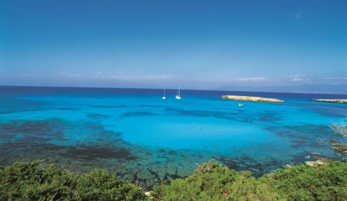 Chypre, la péninsule de l'Akamas