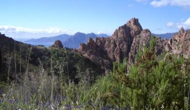 La Corse, de la montagne à la mer