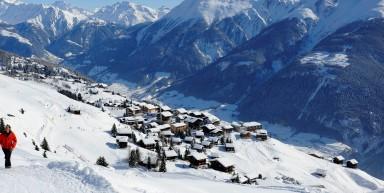 Aletsch, sanctuaire des glaciers en Suisse