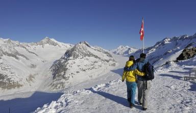 Remise en forme et raquettes en Suisse