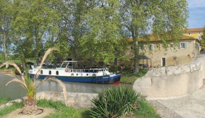 Le canal du Midi : de Toulouse à la mer
