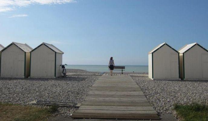 La baie de Somme à vélo