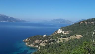 Les îles ioniennes