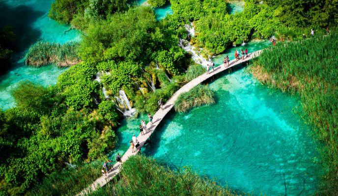 Les plus beaux Parcs Nationaux de Croatie