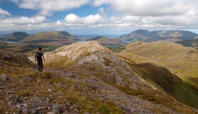 Irlande, chaussée des géants et Donnegal