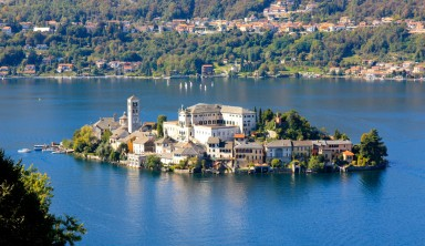 Les grands lacs italiens