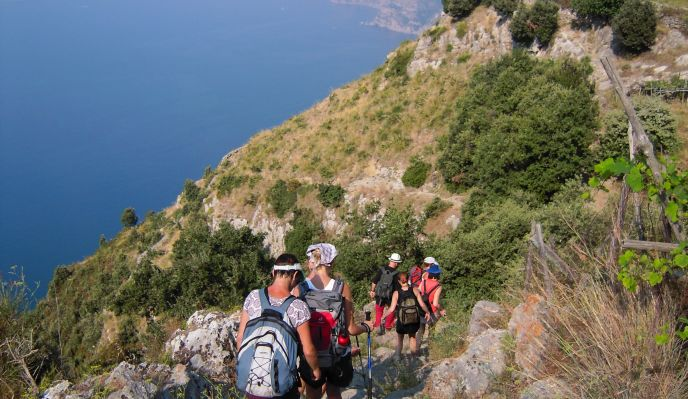 Baie de Naples et la côte Amalfitaine
