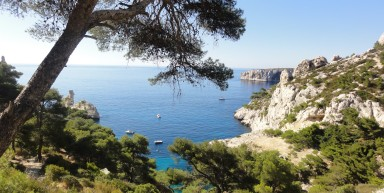 Les calanques : Marseille, Cassis & la Côte Bleue