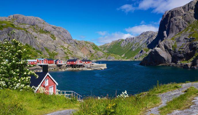 Norvège, balade en Lofoten