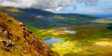 La presqu'île de Dingle