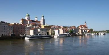 Le Danube, de Passau à Vienne
