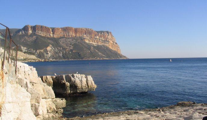 Sainte-Baume et les calanques de Cassis