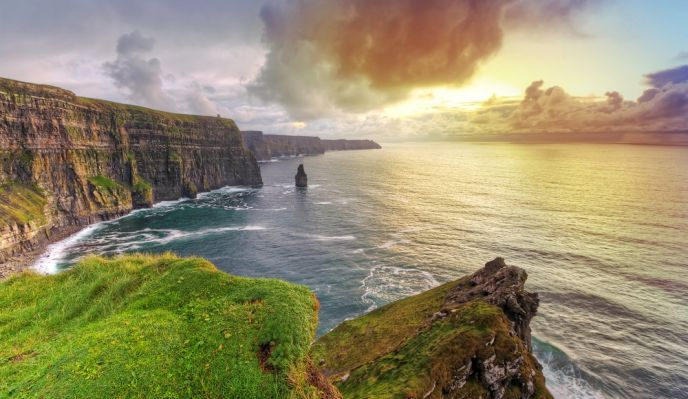 Le comté de Clare et les îles d'Aran