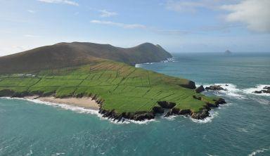 Les îles du Kerry aux falaises de Moher