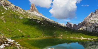 Les Dolomites de Cortina