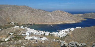 Tinos, île des Cyclades