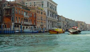 Les îles de Venise (hébergement au coeur de Venise)