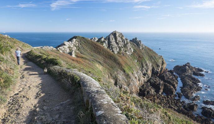 Les îles anglo-normandes : Jersey, Guernesey et Sark (confort)