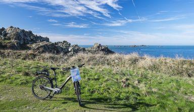 Jersey, Guernesey et Sark à vélo (version confort)
