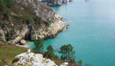 Le tour de la presqu'île de Crozon via le Menez Hom