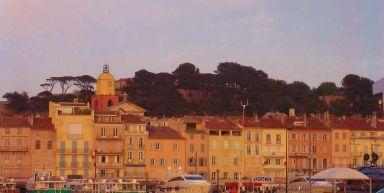 Saint-Tropez (marche nordique)