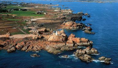Nouvel An - Paimpol et île de Bréhat