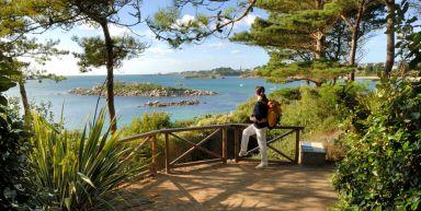 Nouvel An - Roscoff et l'île de Batz