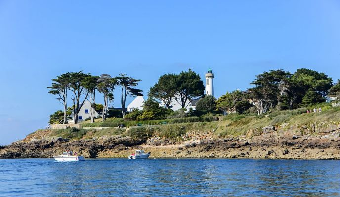 21- De Port-Navalo à La Roche-Bernard :  l'Arc sud de la Bretagne