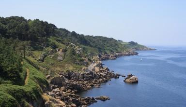 12- De Douarnenez à Audierne : le cap Sizun et l'île de Sein