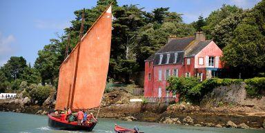 GR34 n°20 - De Vannes à Port-Navalo : le Golfe du Morbihan