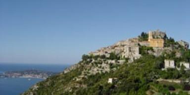 La Riviera, de Menton à Nice