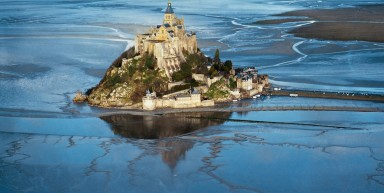 Week-end dans la baie du Mont Saint-Michel