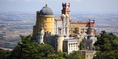 Lisbonne, Sintra et la mer de Paille